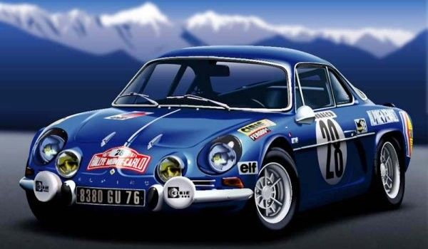 renault alpine a110. Black Bedroom Furniture Sets. Home Design Ideas