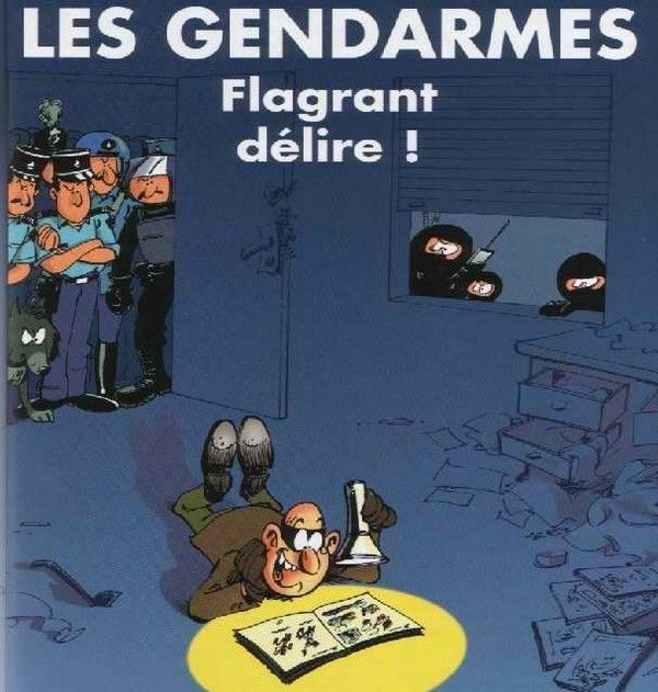 Gendarmerie mdrrr !!!