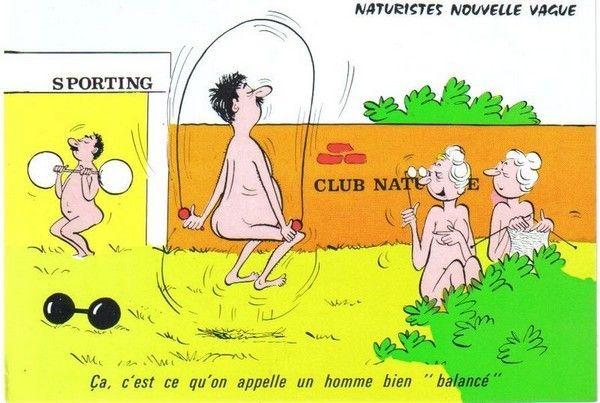 BD,Naturiste, Nudiste MDRR !! pour adultes