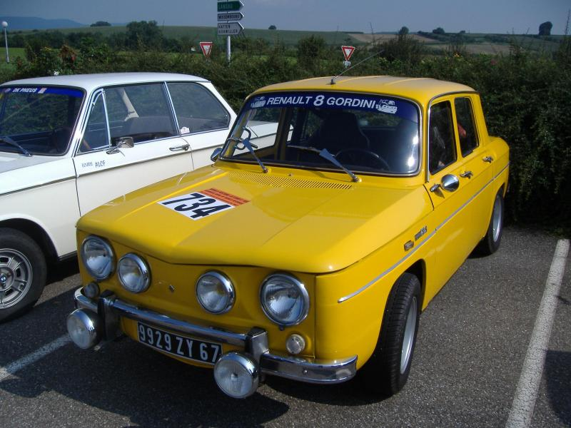 renault 8 gordini. Black Bedroom Furniture Sets. Home Design Ideas